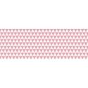 Fotokartón 300g MiniTrojuholníky A4 ružový