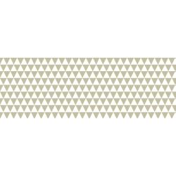 Fotokartón 300g MiniTrojuholníky A4 šedo béžový