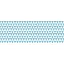 Fotokartón 300g MiniTrojuholníky A4 svetlo modrý