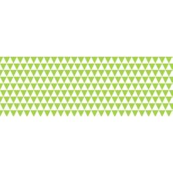 Fotokartón 300g MiniTrojuholníky A4 zelený
