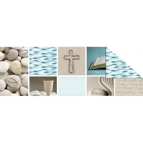 Fotokartón 300g Modlitba A4 motív 1