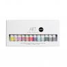 Sada akrylových farieb 12x12ml Pastel