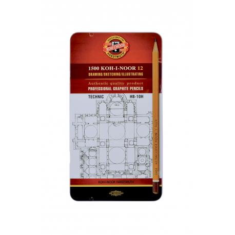 Ceruzky KOH 1502/I HB-10H