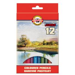 Ceruzky 3372/12 farebná súprava v kartóne Omega