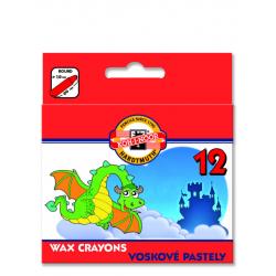 Voskovky Crayons 8232/12 12ks
