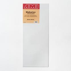 Ľanové umelecké kartóny 20x50cm