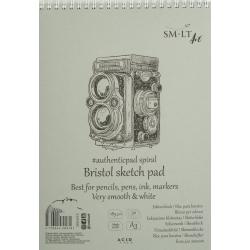 Blok bristol sketch A3, 185g, 50l
