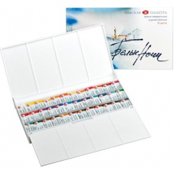 Akvarelové farby White Nights 36x2,5ml