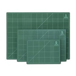 Rezacia podložka 3mm, 22x30cm, zelená
