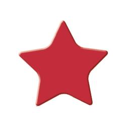 Výsekový strojček malý hviezda