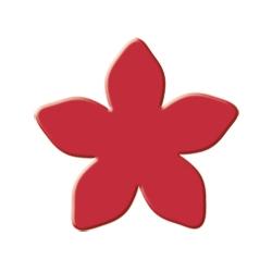 Výsekový strojček malý hviezda kvetina