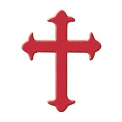Výsekový strojček malý kríž