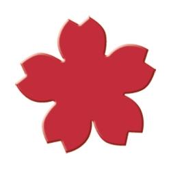 Výsekový strojček malý lotosový kvet