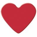 Výsekový strojček malý srdce