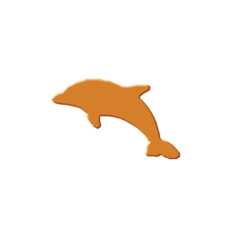 Výsekový strojček stredný delfín