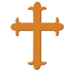 Výsekový strojček stredný kríž
