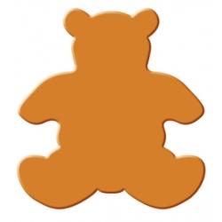 Výsekový strojček stredný medveď