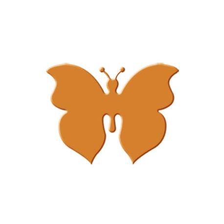 Výsekový strojček stredný motýľ 2