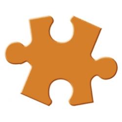 Výsekový strojček stredný puzzle