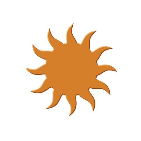 Výsekový strojček stredný slnko