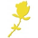 Výsekový strojček veľký ruža