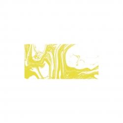 Mramorovacie farby - citrónová 20ml