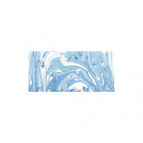 Mramorovacie farby - svetlo modrá 20ml