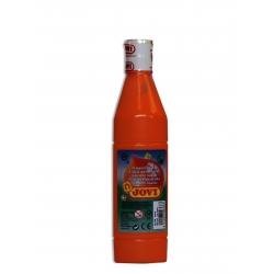 Temperová farba, oranžová 500ml