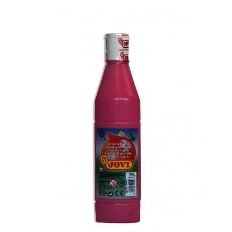 Temperová farba, ružová 250ml