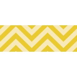 Fotokartón 300g Chevron 2 A4 žltý