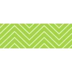 Fotokartón 300g Chevron 3 A4 zelený