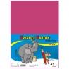 Školský kartón farebný A3 - 180g 50L/ružový