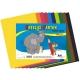 Školský kartón farebný A4 - 10f 180g 10L